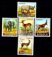 Angola-0016 - Senza Difetti Occulti - - Angola
