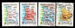 Angola-0017 - Senza Difetti Occulti - - Angola