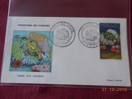 FDC De L Archipel Des Comores De 1962 Avec PA - Comores (1950-1975)