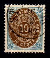 Antille-Danesi-F074 - Senza Difetti Occulti - - Antille