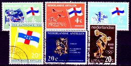 Antille-Olandesi-012 - Senza Difetti Occulti - - Antille