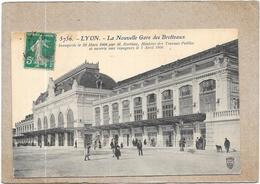 LYON - 69 - La Nouvelle Gare Des Brotteaux - DELC5 - - Lyon