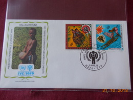 FDC De Wallis Et Futuna De 1979 - Covers & Documents