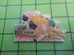 1418b Pin's Pins / Belle Qualité Et TB état !!!! : THEME SPORTS / CYCLISME TOUR DE FRANCE 94 Le Paradis De La Seringue - Cycling