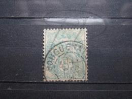 """VEND TIMBRE DE FRANCE N° 111 , CACHET """" BOUGUENAIS """" !!! - 1900-29 Blanc"""