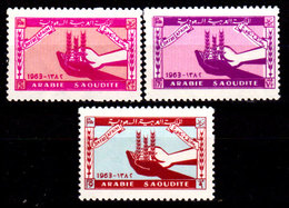 Arabia-Saudita-145 (++) MNH - Senza Difetti Occulti - - Arabia Saudita