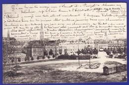 ARRAS Rue De Ronville Et Train 1906 (état Trés Très Bon) --1536) - Arras