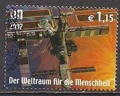 UNO Wien  (2007)  Mi.Nr.  519  Gest. / Used  (6ab17) - Wien - Internationales Zentrum