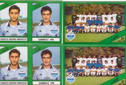 °°° Figurine Calciatori Lazio 1987/88 N. 387x2 391x2 °°° - Altre Collezioni