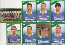 °°° Figurine Calciatori Empoli 1987/88 N. 81x2 83-84-85-89-91-95 °°° - Altre Collezioni