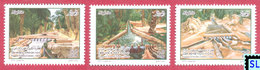 Algeria Stamps 2018, Action On Water For Sustainable Development, MNH - Algeria (1962-...)