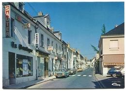 ST MARTIN LE BEAU La Rue Principale - France