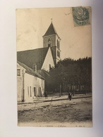 Cerny - L'église - Andere Gemeenten