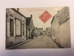 Cerny - Rue De Montmirault - Andere Gemeenten