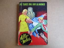 Ne Tirez Pas Sur La Momie (Lew Dolegan) éditions S.E.G. Société D'Ed. Générales De 1959 - S.E.G. Société D'Ed. Générales