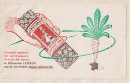 8/48 LA CHICOREE LEROUX ORCHIES - Café & Thé