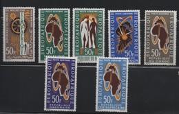 LOT 409 -  SERIE COLONIALE  POSTE AERIENNE 1963  ** -  EUROPAFRIQUE - France (ex-colonies & Protectorats)