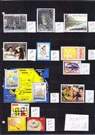TIMBRE. .................COLONIE DOM TOM POLYNÉSIE FRANÇAISE BLOC FEUILLET  2 SCANS - Collections, Lots & Séries