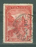 Tasmania: 1899/1900   Pictorial   SG230    1d     Used - 1853-1912 Tasmania