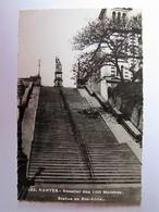 FRANCE - LOIRE ATLANTIQUE - NANTES - Escalier Des 100 Marches - Nantes