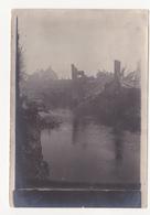 Diksmuide:Yser Kanal. (foto, 12,5/8,5 Cm) - Diksmuide