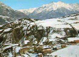 04 - ENCHASTRAYES - Le Sauze, Altitude 1400-1700 M. Vue Générale - Autres Communes