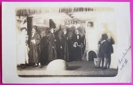 Militaria - Wiedmayer Ellwangen - Photo Camp De Prisonniers Officiers - Pièce De Théatre - Guerre 1914 - 1918 / 2 - Weltkrieg 1914-18