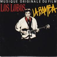 Disque 45 Toursl Musique Originale Du Film Los Lobos La Bamba - Soundtracks, Film Music