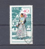 1968  DDR Mi-1355  14 März Volkstrachten - [6] République Démocratique