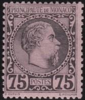Monaco    .   Yvert    .    8    .     *   .     Neuf Avec Charniere    .     /    .    Mint-hinged - Monaco