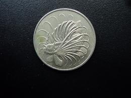 SINGAPOUR : 50 CENTS    1977    KM 5      SUP - Singapour