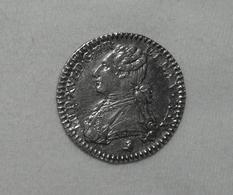 Silber/Silver France/Frankreich Louis XVI Aux Branches D'olivier , 1786 A, 1/10 Ecu/12 Sols Pfr/MS - 987-1789 Royal