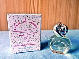 """Miniature """"SOIR DE LU D' Isabelle D'ORNANO """" Eau De Parfum 2 Ml Dans Sa Boîte  (M076) - Miniatures Modernes (à Partir De 1961)"""