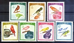 Cuba 1226/1232 ** MNH. 1968 - Cuba