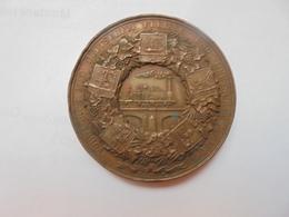 GERMANIA 1844 CHEMIN DE FER. BELLE MEDAILLE - Professionals/Firms