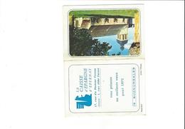 CALENDRIER EPERNAY  1971 CAISSE D EPARGNE  VOEUX 1971   *****    RARE       A   SAISIR ****** - Small : 1971-80