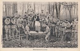 CPA - Thèmes - Militaria - Guerre 1914-18 - Enterrement De La Classe - Guerre 1914-18