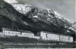 005804  Absam - Jägerkaserne M. Bettelwurfgruppe  1962 - Österreich