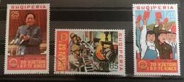 Mao Albania - Mao Tse-Tung