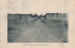 CPA - France - (10) Aube - Bar-sur-Seine - Le Camp Infirmerie - Bar-sur-Seine