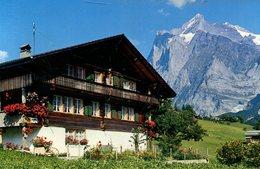 005807  Grindelwald - Haus Familie Hans Inäbnit-Rebmann - BE Berne