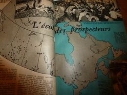 """1958 MÉCANIQUE POPULAIRE: Le """" Station-Wagon"""" FIAT ; Construire Sa Pirogue à Balancier; Faire Un Déshumidifieur éco; Etc - Voitures"""