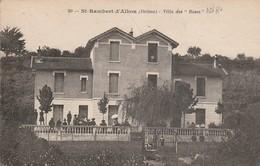 Drome : SAINT-RAMBERT-D'ALBON : Villa Des Roses - Autres Communes