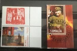 Mao China Guine-bissau Somalia - Mao Tse-Tung