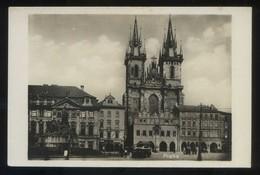 Praha. *Týnský Chrám* Ed. JKO Nº 1-97. Nueva. - República Checa