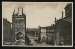 Praha. *Staroméstská Mostecká Véz* Ed. JKO Nº 1-173. Nueva. - República Checa