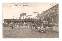 Troyes-Circuit De L'Est D'Aviation-Aout 1910- Weymann-(C.7540) - Troyes