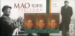 Mao China Grenada - Mao Tse-Tung