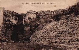 DOUE LA FONTAINE -49- LES ARENES - Doue La Fontaine
