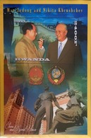 Mao China Rwanda Ivoorkust - Mao Tse-Tung